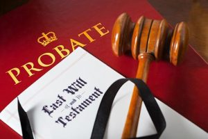 probate law background